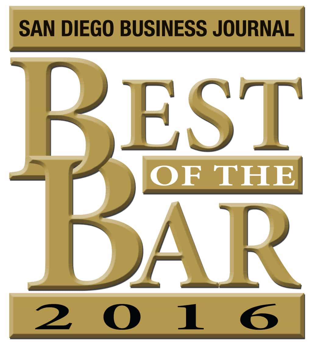 2016 Bestof the Bar - Odgers Law Group