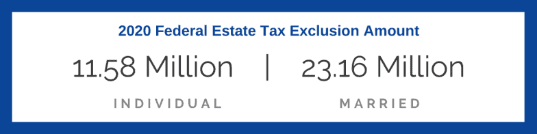 Federal Tax Exclusion Amount 2020
