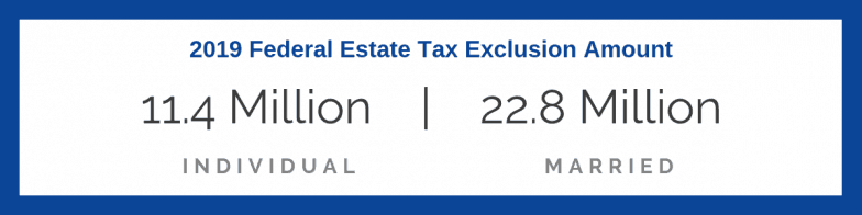 Federal Tax Exclusion Amount 2019