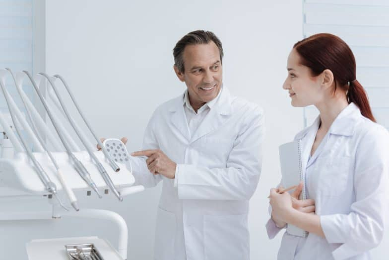 partnership for dentists