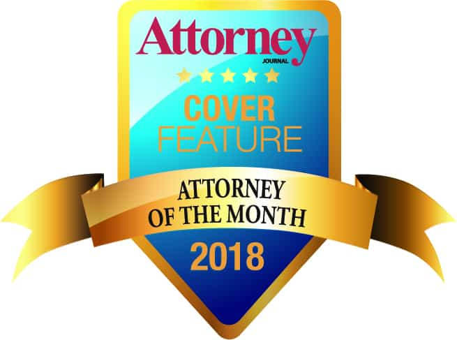 Matthew Odgers Attorney of the Month Cover Feature