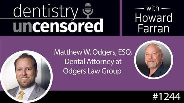 California Dental Attorney