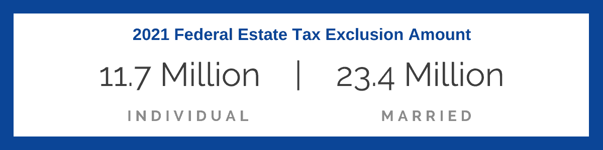 Federal Tax Exclusion Amount 2021
